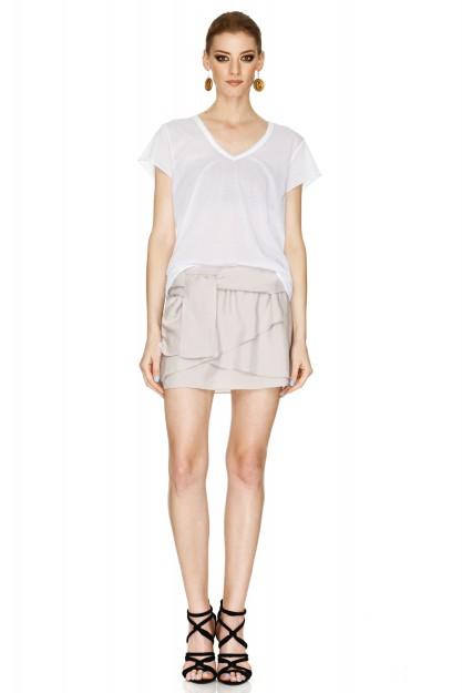 Light Grey Skirt