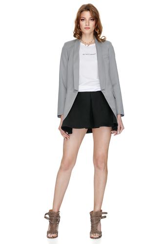 Classic Grey Blazer - PNK Casual