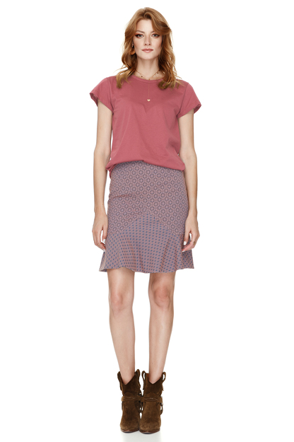 Pink Basic Tshirt