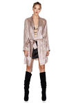 Silk Metallic Jacket