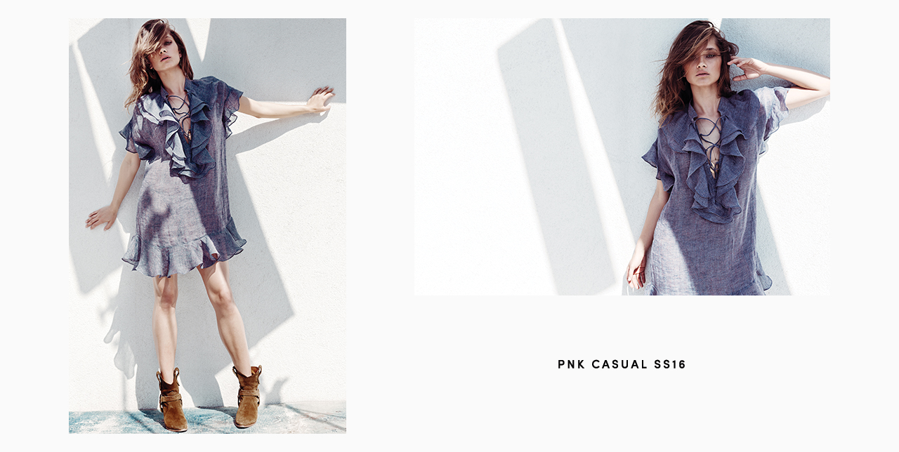 PNK casual Spring/Summer 2016 Collection - Limited Edition - 7